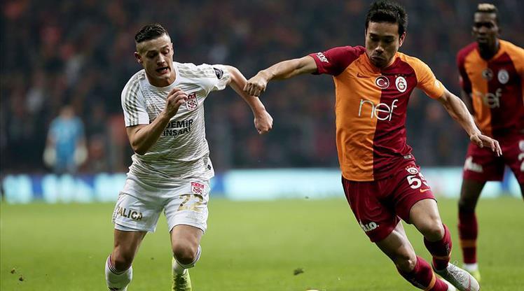 Bilyoner ile günün maçı: DG Sivasspor - Galatasaray
