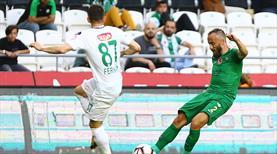 Atiker Konyaspor - Akhisarspor: 0-0 (ÖZET)