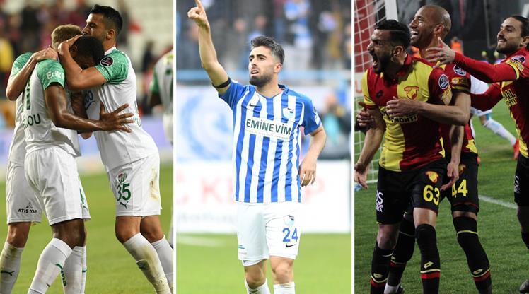 Süper Lig'de kritik gün pazar