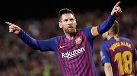 Messi bu gollerle tarih yazdı