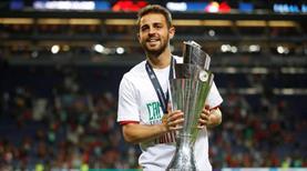 Bernardo Silva'nın sezonu! Tam 5 kupa...