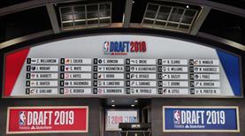 NBA Draft'ında beklenen oldu