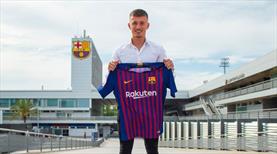 Barça'dan kafa karıştıran transfer