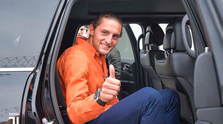 Juventus, Rabiot'u duyurdu