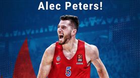 Alec Peters Anadolu Efes'te