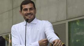 Casillas'tan yeni sayfa