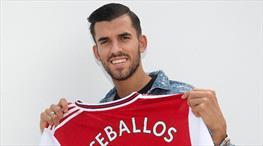 Arsenal, Ceballos'u kiraladı