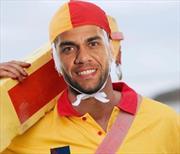 Dani Alves'ten ilginç paylaşım: