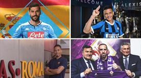 Avrupa'da biten tüm transferler burada
