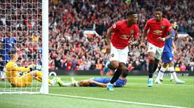 Dev maçta Manchester United farkı: 4-0