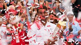 Rogers Kupası Nadal'ın