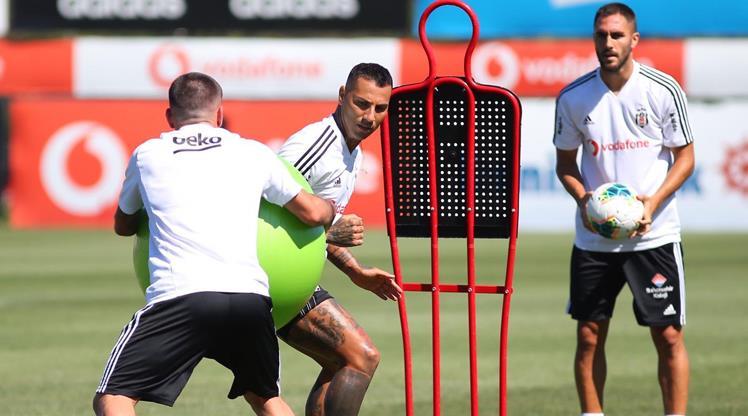 Beşiktaş'ta Sivasspor hazırlıkları