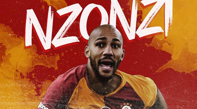 Galatasaray'ın yeni dinamosu: Nzonzi