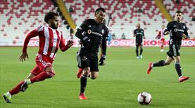 Eksik Beşiktaş sezonu Sivas'ta açacak
