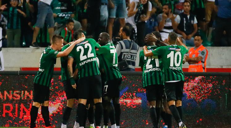 İşte Yukatel Denizlispor - Galatasaray maçının özeti