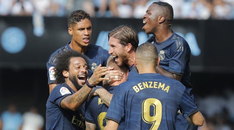 Real Madrid'den muhteşem başlangıç