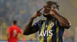 Fenerbahçe maça golle başladı