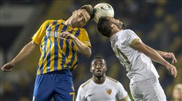 MKE Ankaragücü - İM Kayserispor: 1-1 (ÖZET)