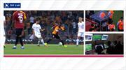 Önce sarı, sonra kırmızı kart! Galatasaray 10 kişi kaldı...