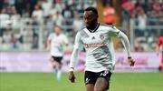 Beşiktaş'ta N'Koudou korkuttu