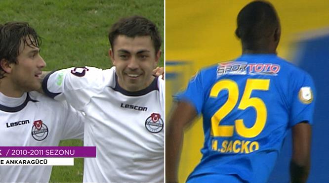 2 takım, 2 gol: Kasımpaşa - MKE Ankaragücü