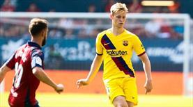 Barcelona kayıplarda