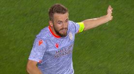 Visca'dan 90. dakikada altın gol