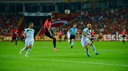 Eskişehirspor: 0 - Bursaspor: 2 (ÖZET)