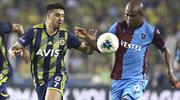 Fenerbahçe - Trabzonspor maçının özeti burada