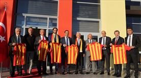 Nihat Özdemir'den BtcTurk Yeni Malatyaspor'a ziyaret