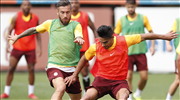 Galatasaray, Brugge taktiğine çalıştı