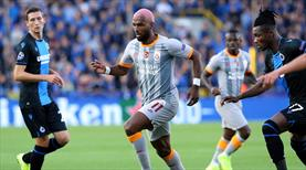Club Brugge - Galatasaray: 0-0 (ÖZET)