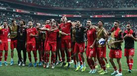 A Milli Takım yükselişte! İşte FIFA sıralaması...