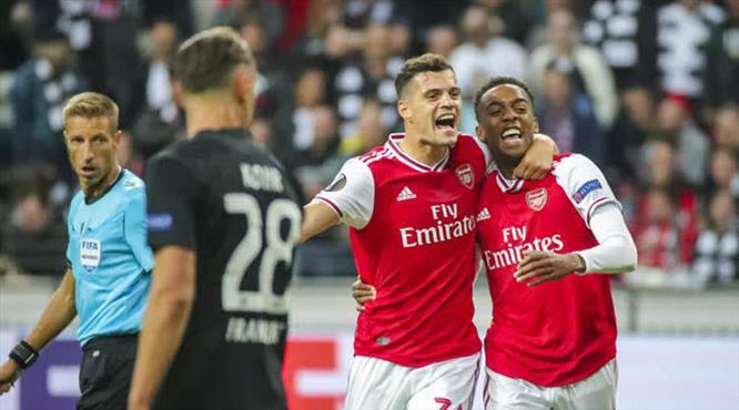Arsenal genç yıldızlarıyla güldü (ÖZET)