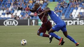 İşte Getafe - Trabzonspor maçının özeti