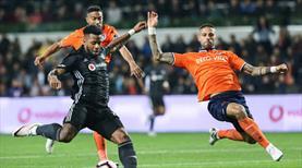 Beşiktaş, Başakşehir'e karşı zorlanıyor