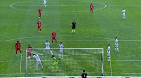 İşte Antalyaspor'un penaltı beklediği pozisyon