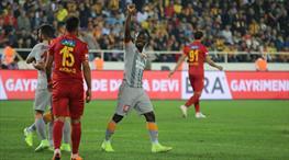 İşte Galatasaray'ı öne geçiren gol