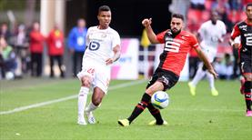 Lille kaçtı, Rennes yakaladı (ÖZET)