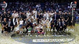Şampiyonluk Real Madrid'in