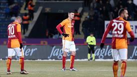 Galatasaray başkentte buz kesti! (ÖZET)