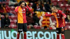 Galatasaray'ın umutları eriyor (ÖZET)