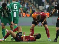 Podolski'yi çıldırtan an