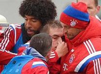 Bayern'i yıkan an