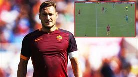 Bir Totti klasiği!..