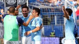 Drogba, Lampard'ı durduramadı