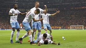 Galatasaray-Trabzonspor maçının özeti