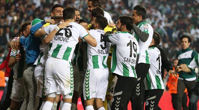 Konyaspor'un golleri (1. Bölüm)