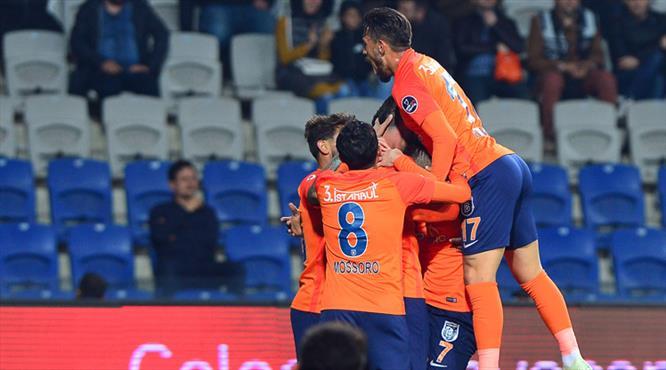 M.Başakşehir'in golleri (3. Bölüm)