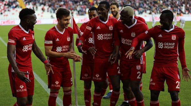 DG Sivasspor'un golleri (2. Bölüm)